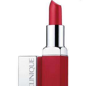 Clinique Pop Matte Peppermint Lip Color